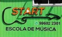 Logo de ESCOLA DE MÚSICA START em Kayser
