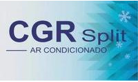 Logo de CGR Split - Ar condicionado em Campo Grande em Mata do Jacinto
