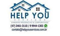 Logo Help You Serviços em Iririú
