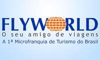 Logo de Flyworld Viagens - Candelária em Candelária