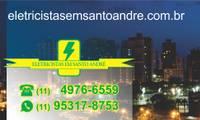 Logo Eletricistas em Santo André em Jardim Utinga