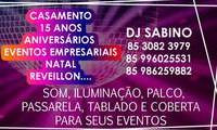 Logo de Dj Access Eventos Som Pra Banda, Palco Som Luz Dj,Tablado Passarela, Decoração Malhas E Balão.
