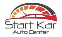 Logo Start Kar Centro Automotivo em Jardim Santa Mena