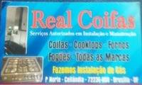 Logo REAL COIFAS