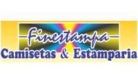 Logo de Finestampa Camisetas E Estamparia em Vista Alegre