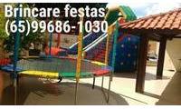 Logo Brincare Festas Cuiabá em Residencial Paiaguás