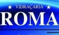 Logo Vidraçaria Roma em São Raimundo