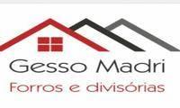 logo da empresa GESSO MADRI Forros e Divisórias
