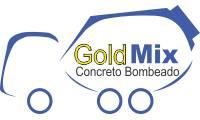 Logo de Gold Mix Concreto Bombeado em Olavo Bilac