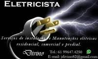 Logo de Divino Eletricista em Taguatinga Sul (Taguatinga)