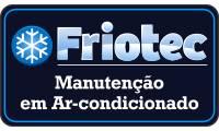Logo de Friotec Manutenção e Limpeza de Ar Condicionado