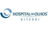 Logo de Hospital de Olhos Niterói - Plaza Corporate em Centro