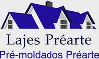 Logo de Lajes Prearte - pré-moldados e Muros em BH em São Gabriel