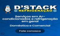 Logo D¿ STACK REFRIGERAÇÃO em Ceilândia Norte (Ceilândia)