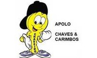Logo de Apolo Chaveiro e Carimbos em Asa Norte
