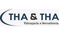 Logo de Tha & Tha - Alumínio e Vidro