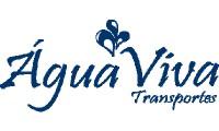 Logo de Água Viva Transportes - Entrega de Água em Caminhão Pipa
