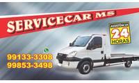 Logo de SERVICE CAR GUINCHO MS em Guanandi
