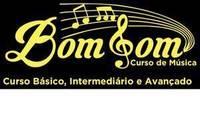 Logo de Curso de Música Bom Som em Vinhais