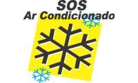 Logo de SOS Ar Condicionado em Plano Diretor Sul