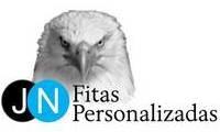 Logo de JN Fitas Personalizadas em Santana