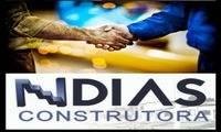 Logo de N.Dias Construtora  em Imbuí