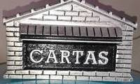 Logo de R V CAIXAS DE CORREIO em Conjunto Habitacional Duas Vendas