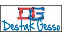 Logo Destak Gesso em Tirirical
