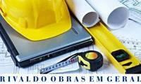 Logo de Rivaldo Obras em Geral