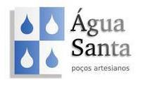 Logo de Água Santa Poços Artesianos em Centro Histórico