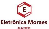 Logo de Eletrônica Moraes em Setor Sul