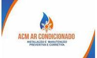 Logo ACM AR CONDICIONADO em Nova Vista