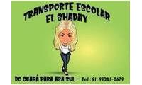 Logo de Transporte Escolar El Shaday em Guará I