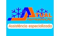 Logo Atual Refrigeração em Plano Diretor Norte