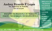 Logo de Lopes - Centro de Treinamentos de Nr'S, E Segurança do Trabalho em Centro