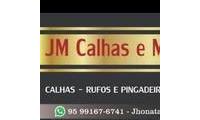 Logo Jm Calhas em Professora Araceli Souto Maior