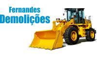 Logo de Fernandes Demolições e Terraplenagem em Ribeiro de Abreu