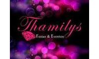 Logo de Thamilys Festas e Eventos em Campo Grande