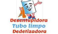 Logo Tubolimpo Desentupidora E Desinsetizadora em Candeias