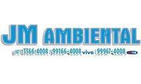 Logo de Jm Ambiental Desentupidora E Transporte de Resíduo
