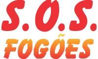Logo S.O.S. Fogões - Assistência 24h