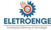 Logo Eletroenge Instalações Elétricas e Tecnologia