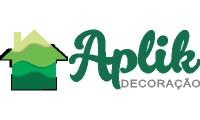 Logo de Aplik Decorações em Geral em Anchieta