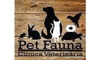 Logo de Pet Fauna Clínica Veterinária em Petrópolis
