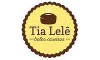 Logo de Tia Lelê - Bolos Caseiros em Adrianópolis