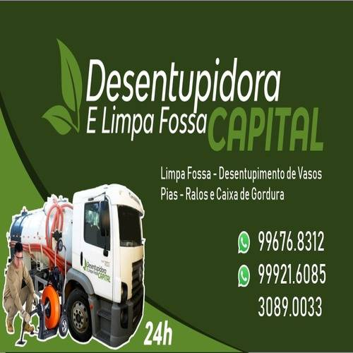 Ophertas 1de Desentupidora e Limpa Fossa Capital