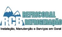 Logo de RCB Refricobal Refrigeração - Conserto, Limpeza e Manutenção de Ar Condicionado em Bonfim