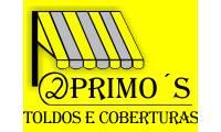 Logo Dois Primos Toldos E Coberturas em Barro Vermelho