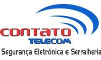 Logo Contato Telecom Segurança Eletrônica em São João Bosco