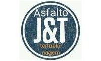 Logo J&T Asfalto, Terraplenagem e Transporte